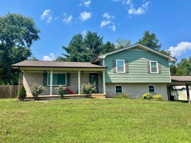 927 NE Tri Cir, Cleveland, TN 37312 (MLS #1343212) :: Smith Property Partners