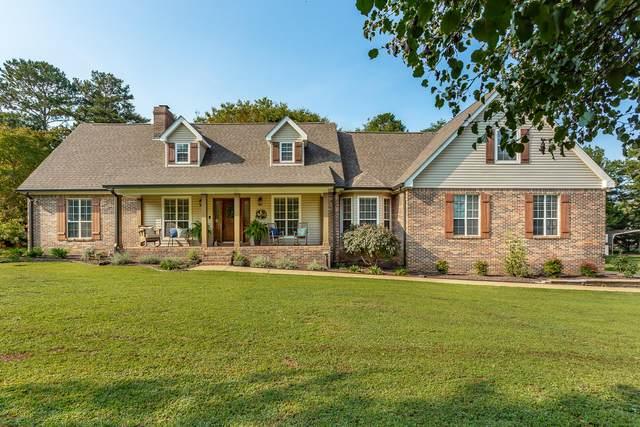 9502 Post Oak Dr, Ooltewah, TN 37363 (MLS #1343225) :: Smith Property Partners