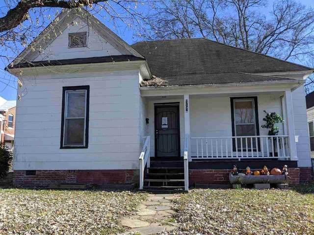 2726 N Chamberlain Ave, Chattanooga, TN 37406 (MLS #1343264) :: Keller Williams Realty