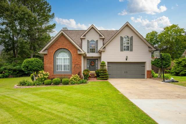 8626 Georgetown Trace Ln, Chattanooga, TN 37421 (MLS #1343290) :: The Hollis Group