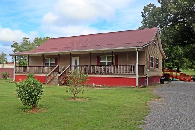 75 County Road 483, Bryant, AL 35958 (MLS #1343354) :: Chattanooga Property Shop