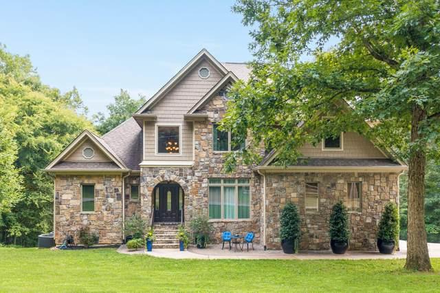 7691 Morgan Estates Rd, Ooltewah, TN 37363 (MLS #1343386) :: The Hollis Group