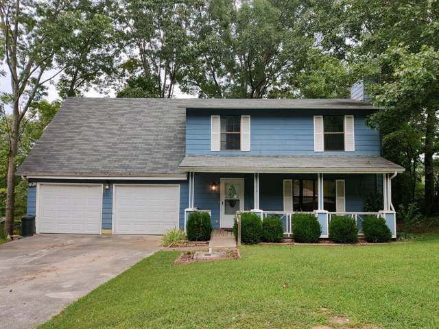 6911 Knollcrest Dr, Harrison, TN 37341 (MLS #1343412) :: Chattanooga Property Shop