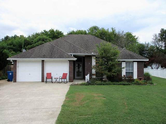 2506 Standifer Oaks Rd, Chattanooga, TN 37421 (MLS #1343429) :: EXIT Realty Scenic Group