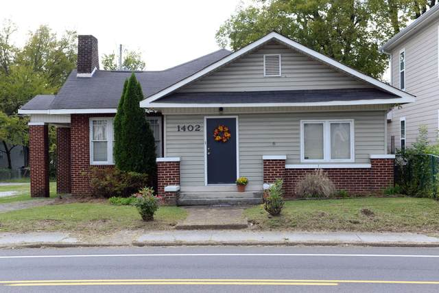 1402 Bailey Avenue Ave, Chattanooga, TN 37404 (MLS #1343502) :: The Chattanooga's Finest | The Group Real Estate Brokerage