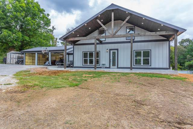 622 Boss Rd, Chickamauga, GA 30707 (MLS #1343520) :: The Chattanooga's Finest | The Group Real Estate Brokerage