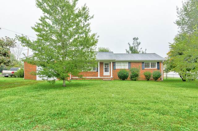 156 NW Whitecrest Cir, Cleveland, TN 37311 (MLS #1343537) :: Keller Williams Greater Downtown Realty | Barry and Diane Evans - The Evans Group