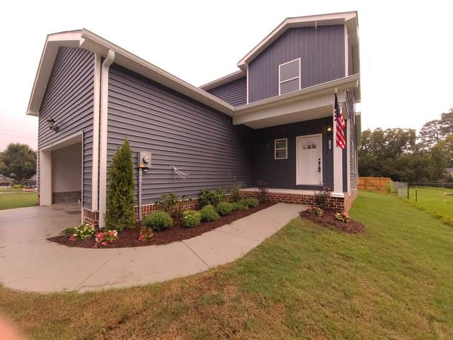 1105 NW Sunset Ave, Cleveland, TN 37311 (MLS #1343538) :: EXIT Realty Scenic Group