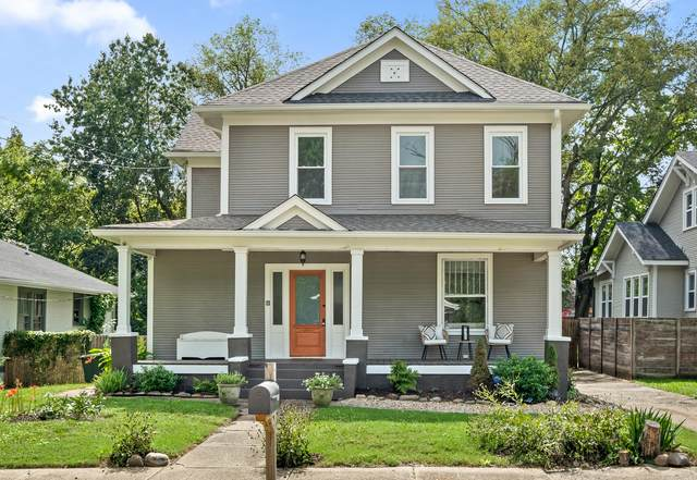 2202 Union Ave, Chattanooga, TN 37404 (MLS #1343547) :: Denise Murphy with Keller Williams Realty