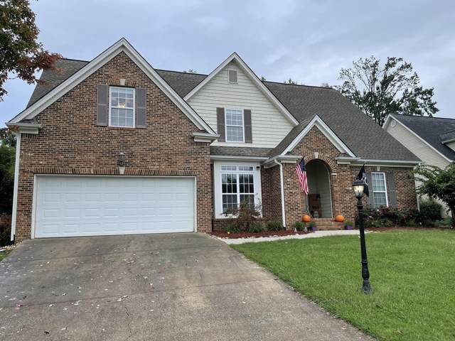 6787 Neville Dr, Ooltewah, TN 37363 (MLS #1343554) :: EXIT Realty Scenic Group