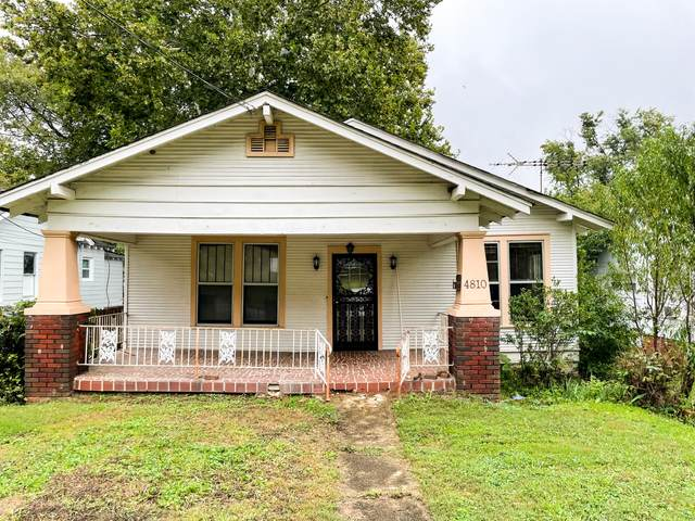 4810 Alabama Ave, Chattanooga, TN 37409 (MLS #1343562) :: EXIT Realty Scenic Group
