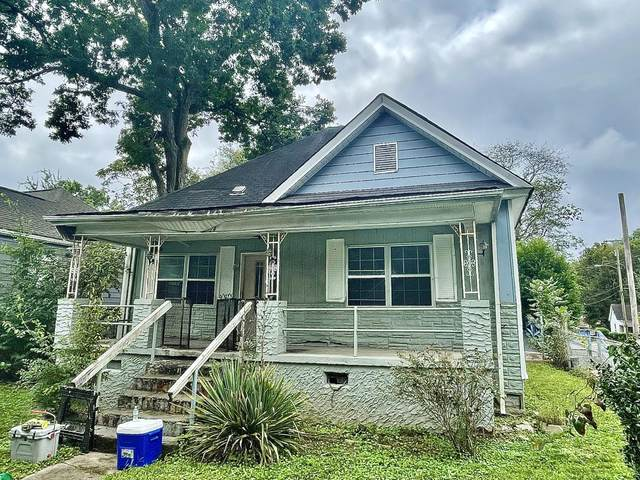 714 W 42nd St, Chattanooga, TN 37410 (MLS #1343598) :: The Chattanooga's Finest | The Group Real Estate Brokerage