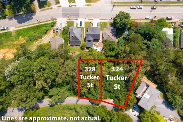 328 Tucker St, Chattanooga, TN 37405 (MLS #1343619) :: The Lea Team