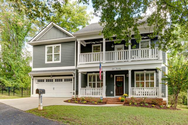 620 Oliver St, Chattanooga, TN 37405 (MLS #1343625) :: The Lea Team