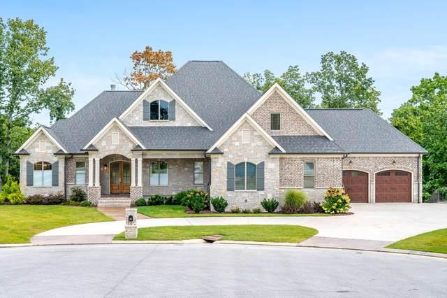 5997 Rainbow Springs Dr, Chattanooga, TN 37416 (MLS #1343665) :: Keller Williams Realty