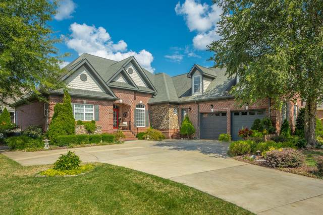 8355 Rambling Rose Dr, Ooltewah, TN 37363 (MLS #1343697) :: Keller Williams Greater Downtown Realty | Barry and Diane Evans - The Evans Group