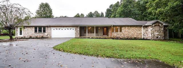 345 Rockman Way, Dalton, GA 30721 (MLS #1343705) :: Keller Williams Realty