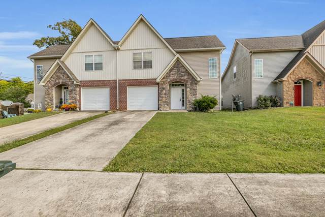 2752 Stone Trace Dr, Chattanooga, TN 37421 (MLS #1343735) :: The Weathers Team