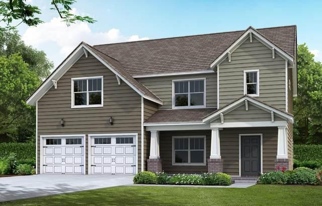 1748 Buttonwood Loop #43, Chattanooga, TN 37421 (MLS #1343787) :: Keller Williams Realty