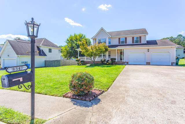 8347 Wexford Ln #18, Chattanooga, TN 37421 (MLS #1343789) :: Keller Williams Greater Downtown Realty | Barry and Diane Evans - The Evans Group