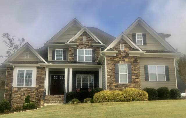9241 Hartly Pl, Ooltewah, TN 37363 (MLS #1343821) :: The Weathers Team