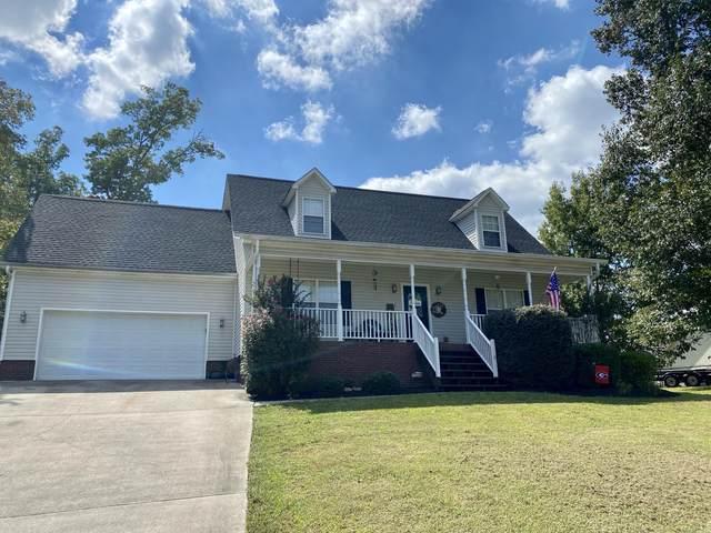 116 NE Elizabeth Way, Cleveland, TN 37323 (MLS #1343848) :: Chattanooga Property Shop