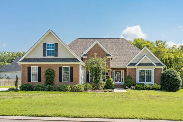 7568 Tranquility Dr, Ooltewah, TN 37363 (MLS #1343867) :: The Weathers Team