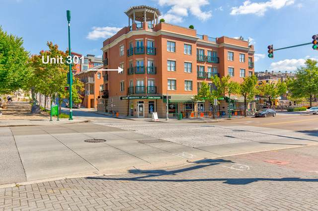 100 Market St #301, Chattanooga, TN 37402 (MLS #1343915) :: Keller Williams Greater Downtown Realty   Barry and Diane Evans - The Evans Group