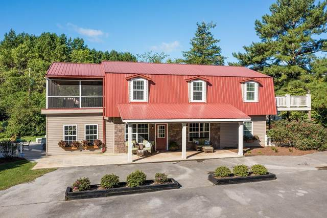 296 Lakehaven Cir, Decatur, TN 37322 (MLS #1343925) :: Keller Williams Greater Downtown Realty | Barry and Diane Evans - The Evans Group
