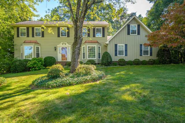 1748 Colonial Shores Dr, Hixson, TN 37343 (MLS #1344035) :: The Chattanooga's Finest | The Group Real Estate Brokerage