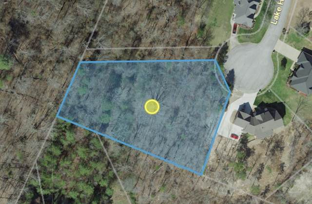 6801 Lake Hollow Dr, Harrison, TN 37341 (MLS #1344102) :: The Weathers Team