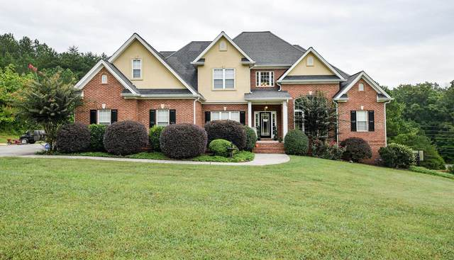 118 NW Windcrest Dr, Cleveland, TN 37312 (MLS #1344191) :: The Weathers Team