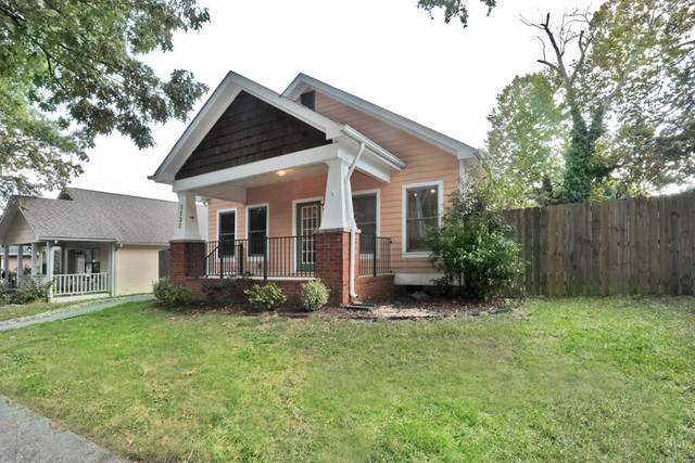 1132 E 8th St, Chattanooga, TN 37402 (MLS #1344232) :: Keller Williams Greater Downtown Realty   Barry and Diane Evans - The Evans Group