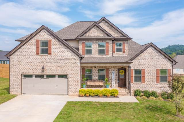 139 NW Red Fox Ln, Cleveland, TN 37312 (MLS #1344267) :: Elizabeth Moyer Homes and Design/Keller Williams Realty