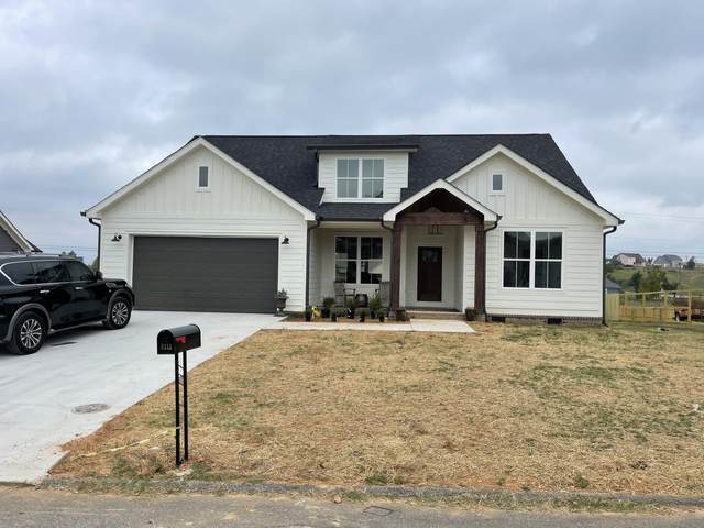 8114 Holly Crest Dr, Chattanooga, TN 37421 (MLS #1344278) :: The Robinson Team