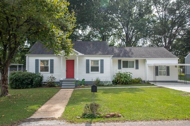 31 Woodard Cir, Chattanooga, TN 37412 (MLS #1344342) :: Chattanooga Property Shop