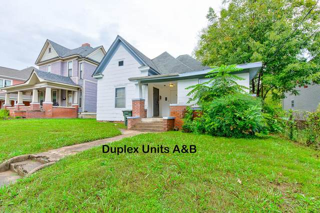 1405 Union Ave, Chattanooga, TN 37404 (MLS #1344363) :: Elizabeth Moyer Homes and Design/Keller Williams Realty