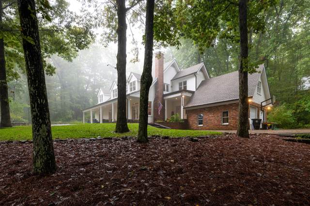 314 Apollo Rd, Lookout Mountain, GA 30750 (MLS #1344422) :: Keller Williams Greater Downtown Realty | Barry and Diane Evans - The Evans Group
