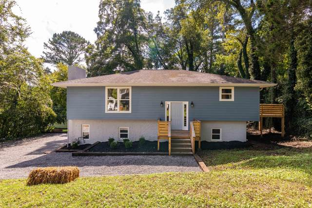 202 W Newberry St, Red Bank, TN 37415 (MLS #1344591) :: The Hollis Group