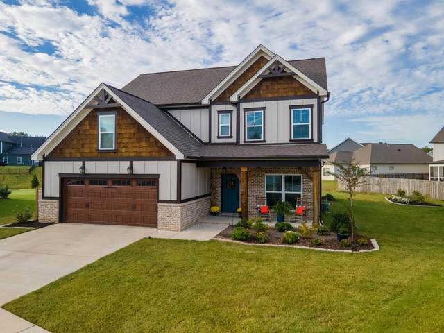 3651 Lilli Flora Ln, Apison, TN 37302 (MLS #1344621) :: Keller Williams Greater Downtown Realty | Barry and Diane Evans - The Evans Group