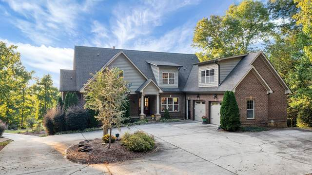 7186 Forest Spring Ln, Ooltewah, TN 37363 (MLS #1344682) :: Keller Williams Greater Downtown Realty | Barry and Diane Evans - The Evans Group