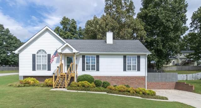 801 Brookcrest Ln, Hixson, TN 37343 (MLS #1344683) :: Keller Williams Realty
