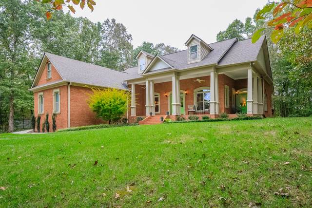 496 Jays Way, Ringgold, GA 30736 (MLS #1344717) :: Keller Williams Greater Downtown Realty | Barry and Diane Evans - The Evans Group