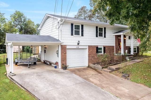 1538 N Chester Rd, Hixson, TN 37343 (MLS #1344740) :: Keller Williams Realty