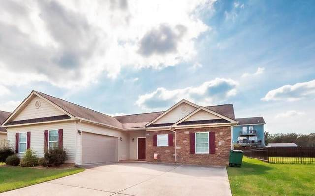 8236 Bluegill Cir, Ooltewah, TN 37363 (MLS #1344757) :: Keller Williams Greater Downtown Realty | Barry and Diane Evans - The Evans Group