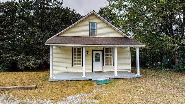 161 S 6th Ave, Chatsworth, GA 30705 (MLS #1344775) :: The Weathers Team