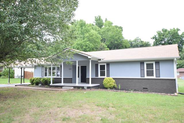 309 Browntown Rd, Chattanooga, TN 37415 (MLS #1344782) :: The Weathers Team