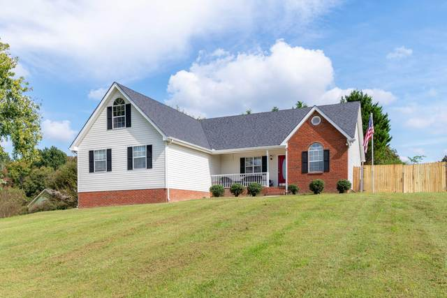 257 Spring Meadows Dr, Ringgold, GA 30736 (MLS #1344794) :: Keller Williams Greater Downtown Realty | Barry and Diane Evans - The Evans Group