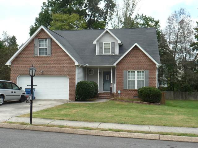 8369 Shadetree Ln, Ooltewah, TN 37363 (MLS #1344809) :: Keller Williams Greater Downtown Realty | Barry and Diane Evans - The Evans Group