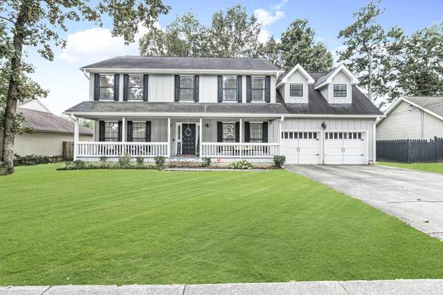 8502 Oak View Dr, Chattanooga, TN 37421 (MLS #1344839) :: Keller Williams Greater Downtown Realty | Barry and Diane Evans - The Evans Group